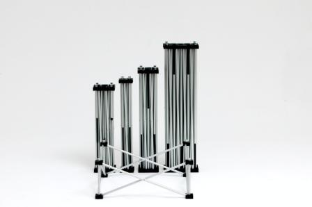stage riser legs for 1x520mm deck platforms