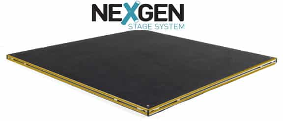 nexgen stage decks