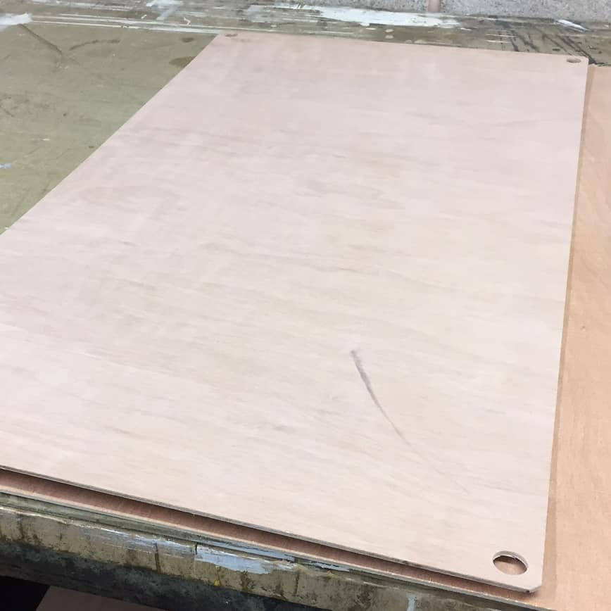 Eco Sourced Plywood and Platform construction