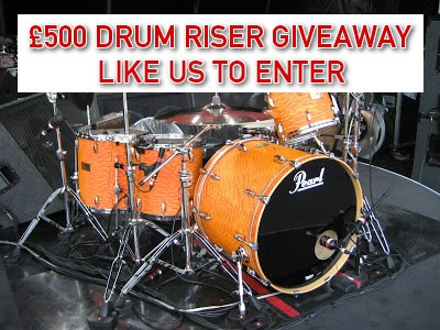 drum riser competition