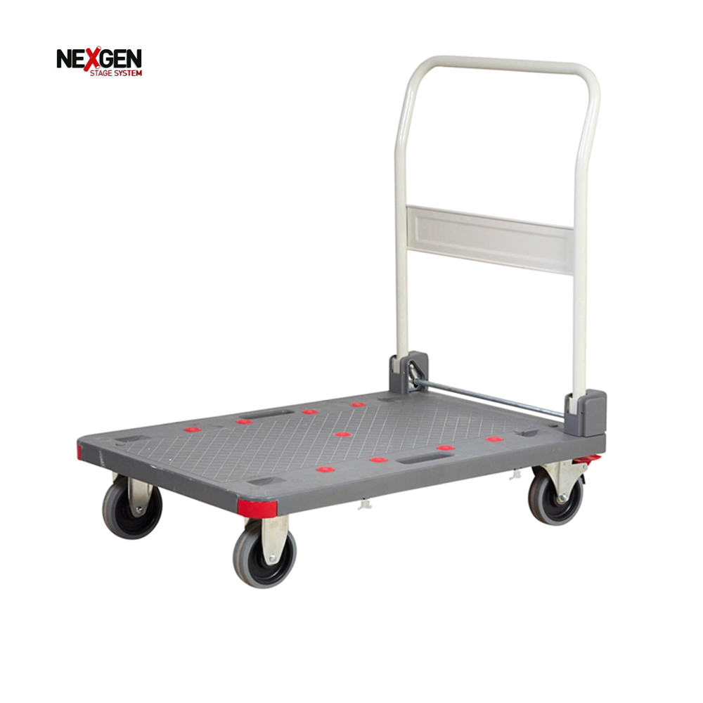 Portable Staging Trolley