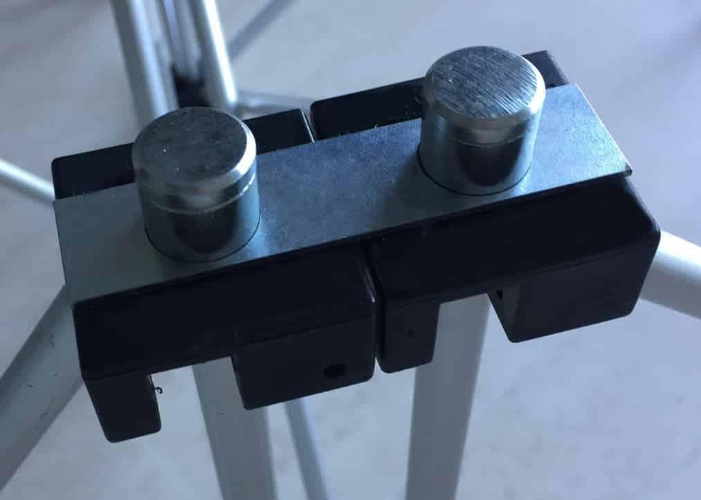 Staging Connectors - 2 hole Brace