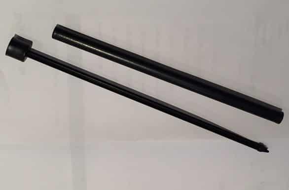 NexGen 200mm riser leg guide part