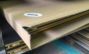 Staging deck platforms storage boxes