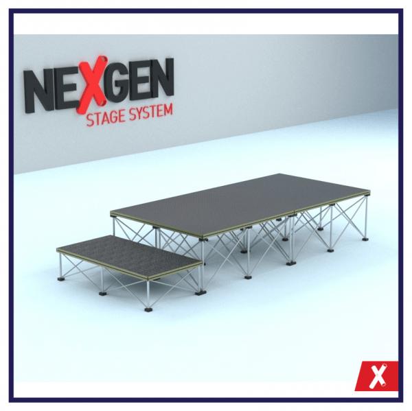 NexGen-2x1m-Portable-Staging-Package
