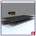 NexGen-6x3m-Portable-Staging-Package