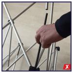 NexGen-Aluminium-Scissor-Poles-Riser