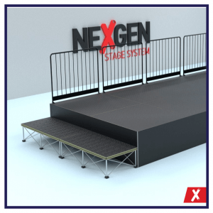 NexGen stage builder