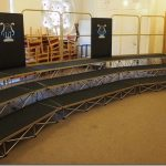 staging hire, and stage reviews